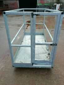 personnel cage new