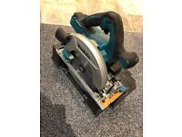 Makita 18v x2 circular saw 36v