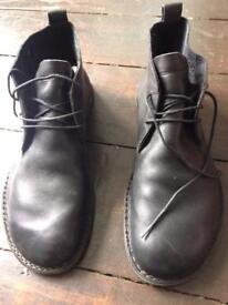 Vivobarefoot porto men's hand-cut premium leather