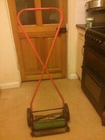 Suffolk Viceroy mk2 Lawnmower.