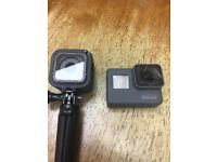 GoPro 5 and GoPro session 5 go pro mint condition