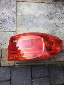 Volkswagen Tiguan 2012-2016 Genuine Rear Right Light/lamp, in good condition