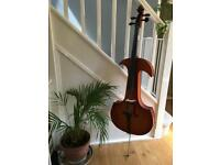 Electric Cello (immaculate condition with £150 dominant strings)