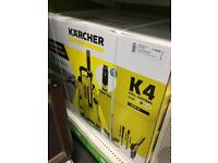 Karcher K4 full Control & home kit brand new