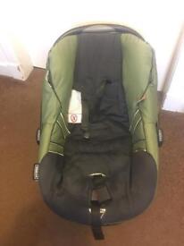 Bebecar baby seat