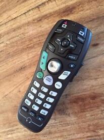 Range Rover rear dvd remote control