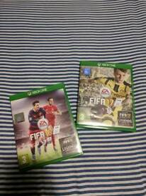FIFA Xbox One Games