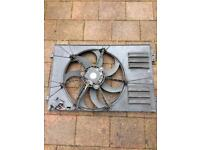 Vw Golf MK6 1.6 TDI Radiator Fan