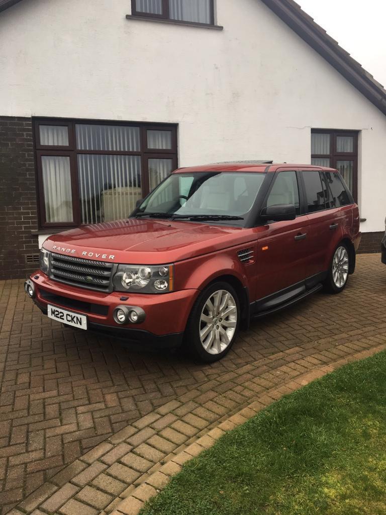 Facelift Range Rover Sport HSE diesel 3.6 Top Of the Range