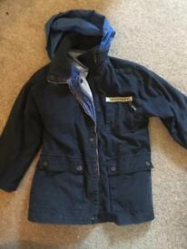 Burberry jacket boys 8y