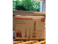 Morphy Richards Hand Blender Set