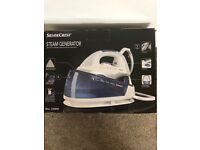 SilverCrest Steam Generator