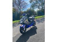 2014 Yamaha Aerox 50cc