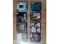 PS3 games GTA 5, Call of Duty Ghosts, Assassin's Creed and 5 more