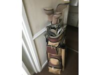 Ladies Right Handed Texan Classic Golf Set (Used) Good Condition