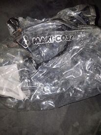 Maxi Cosi car seat rain cover