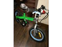 Kids bike 14 inch