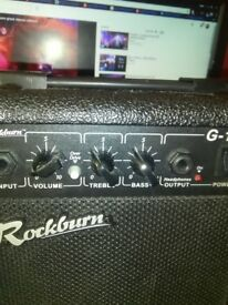 Rockburn G-10 Practice Amp