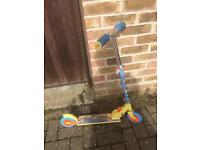 Kids scooter..
