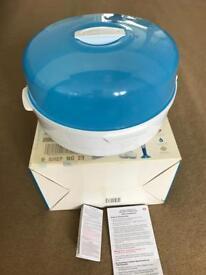 Dr Browns Natural Flow Microwave Steam Steriliser