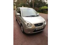 2010 KIA PICANTO 1 1.0 £30 YEARLY TAX! 12 MONTHS MOT! 5DR SILVER MANUAL 72K! 2 KEYS! GOOD CONDITION