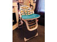 Mamas and papas high chair