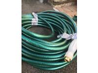 Brand new contractor grade hose 25/30m