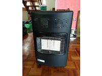 Virtually Brand New Kingavon Calor Gas Heater with Full Bottle