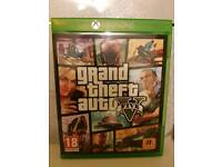 Grand Theft Auto V on Xbox One