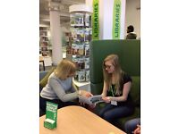 Macmillan at Edinburgh Libraries Cancer information and support volunteer