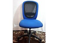 John Lewis Milligan Black Office Chairs And Blue Office Chairs