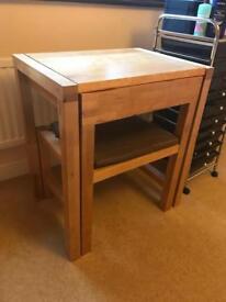 Futon Company Minimalist Dressing Table