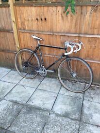 Rare Vintage Reynolds 531 Super Tourist Williams of Cheltenham Bicycle