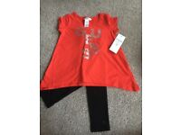 Brand new Guess girls outfit