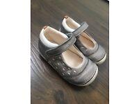 Clark's baby shoes