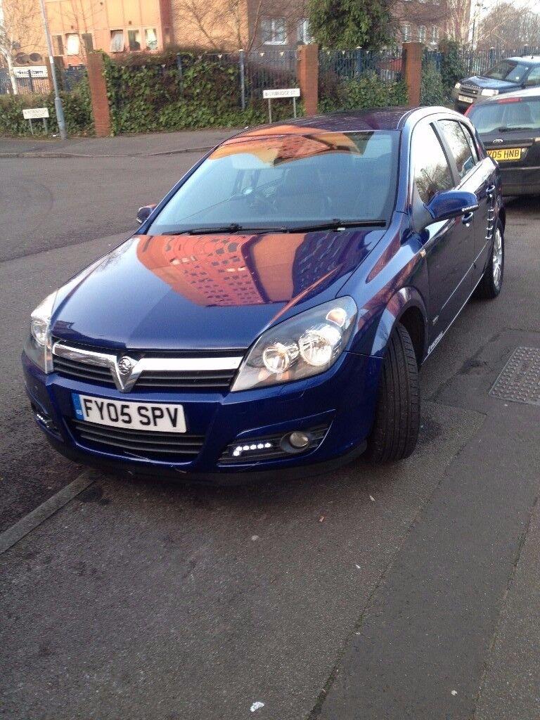 Vauxhall astra 1.8 petrol