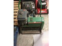 RANSOMES 10 BLADE CYLINDER MOWER LAWNMOWER DEPT