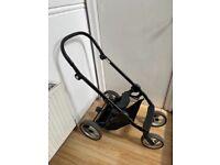 Musty Evo Stroller