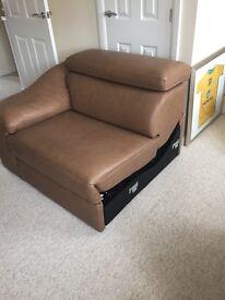 Part sofa