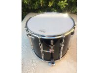 "Premier 14"" x 12"" marching snare drum"