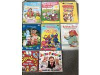 Toddler DVD & CD Bundle