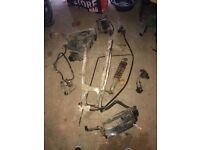 Yamaha dt 125 parts