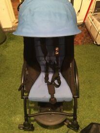 Yoyo Four Wheels Foldable Baby Stroller Pushchair - Used