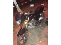 Brand new motobike