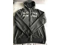 Abercrombie brand new hoodie size large