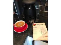 Tassimo Bosch T2O - Multi Beverage Machine Black