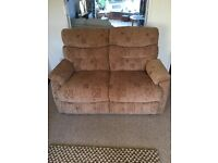 2 Sofas for Sale! 1 Recliner, 1 Ordinary!