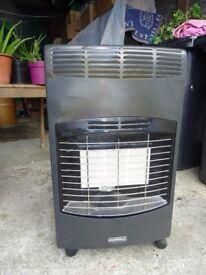 Campingaz 2014 ir 5000 Heater Butane Very Little Use Good Condition