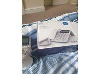 bt land line phone with answer machine