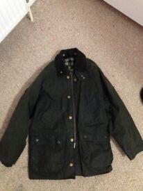Wax jacket age 8 Years